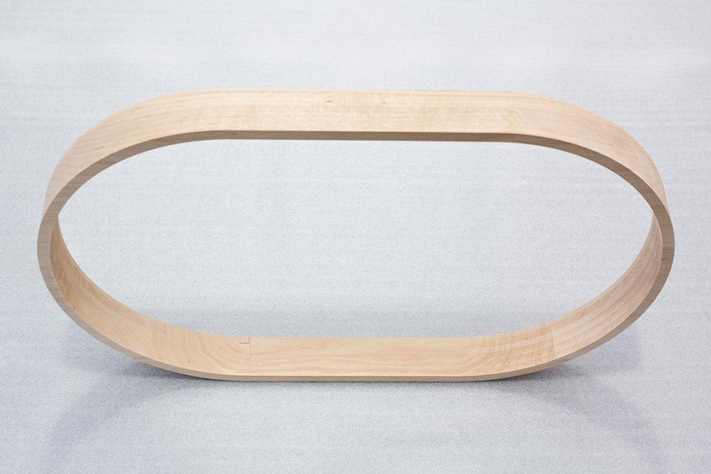 Toczone elementy do lamp z drewna litego - HELLUX