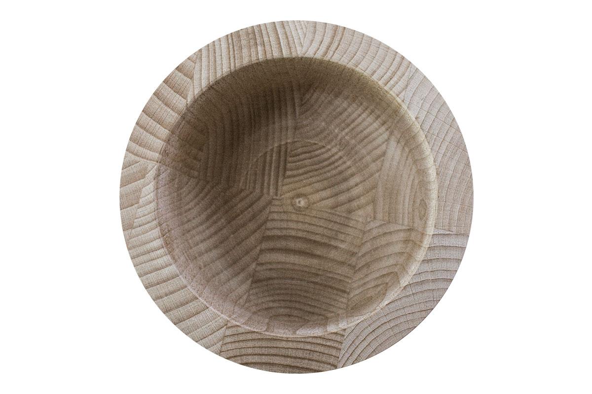 Toczony kielich z drewna - HELLUX