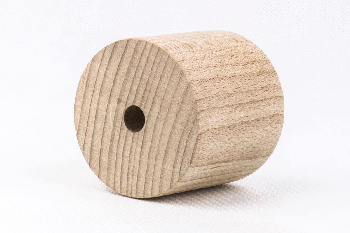 Drewniane kubki toczone w drewnie - HELLUX