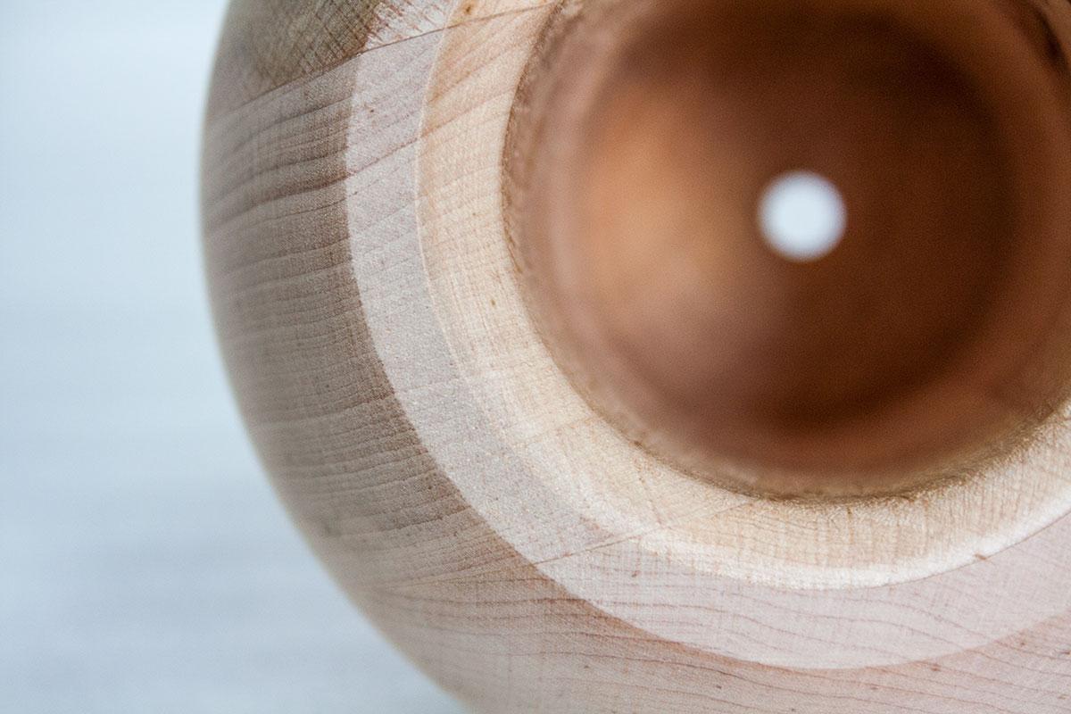 Kula drewniana toczona - HELLUX